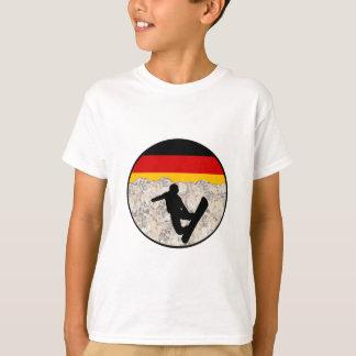 T-shirt Pensionnaires allemands