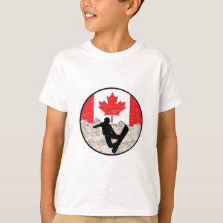 T-shirt Pensionnaires canadiens