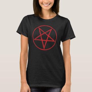 T-shirt Pentagone étoilé de l'équipage 666