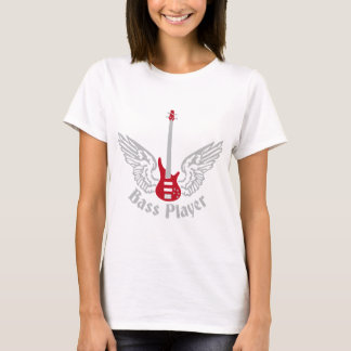 T-shirt perche guitar