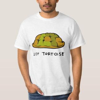 T-shirt perdu de logo d'écaille