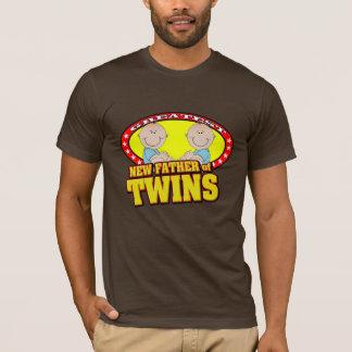 T-shirt Père des jumeaux