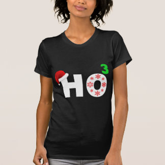 T-shirt père Noël rit de Noël