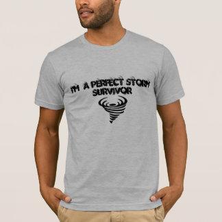 T-shirt Perfectionnez le survivant de tempête