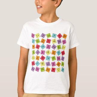 T-shirt Périodique élémentaire