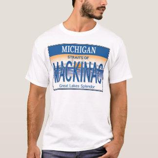 T-shirt Permis de Mackinac