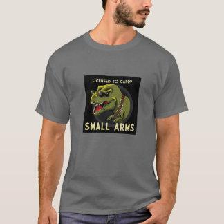 T-shirt Permis de porter