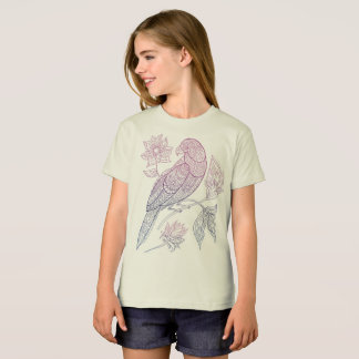 T-Shirt Perroquet