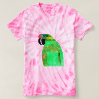 T-shirt Perroquet