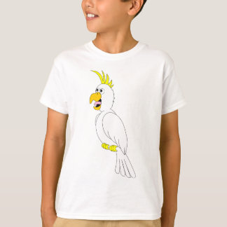 T-shirt perroquet #3