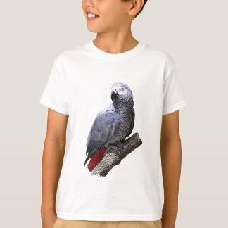T-shirt Perroquet de gris africain sur la branche