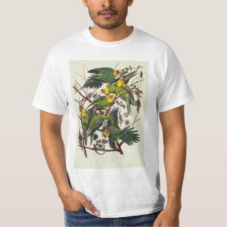 T-shirt Perroquet de la Caroline - John James Audubon