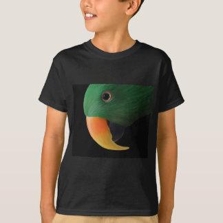 T-shirt Perroquet d'Eclectus