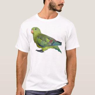 T-shirt Perroquet vert