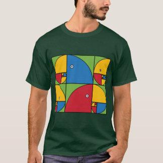 T-shirt Perroquets de Fibonacci