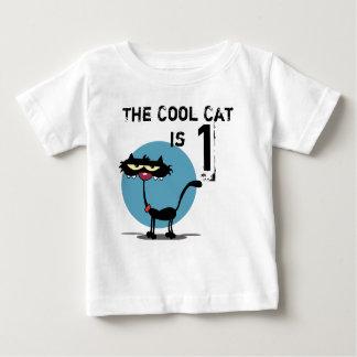 T-shirt personnalisable d'anniversaire de chat