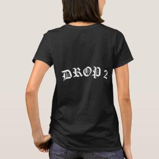 T-shirt personnalisable des textes