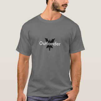 T-shirt personnalisable d'Outlander