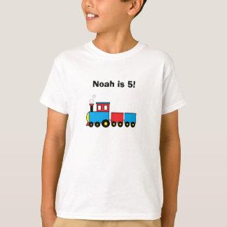 """T-shirt personnalisé de """"train"""""""
