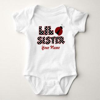 T-shirt personnalisé par coccinelle de petite
