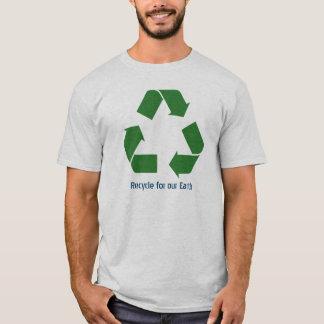 T-shirt Personnalisé réutilisez la pièce en t
