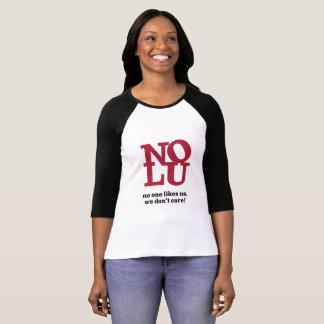 T-shirt Personne nous aime - pièce en t de douille d'amour
