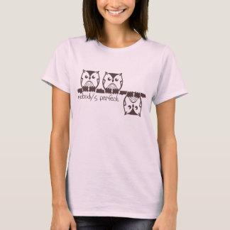 T-shirt Personne parfait