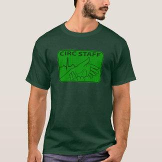 T-shirt Personnel de Circ (avant)