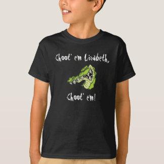 T-shirt Personnes Choot de marais ils