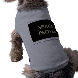 T-shirt Personnes de l'espace - la chemise de chien !