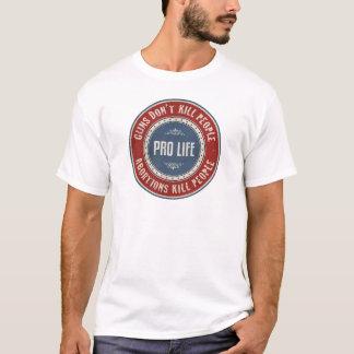T-shirt Personnes de mise à mort d'avortements