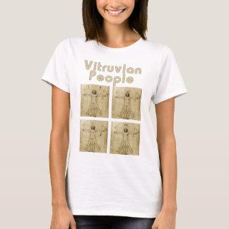 T-shirt Personnes de Vitruvian