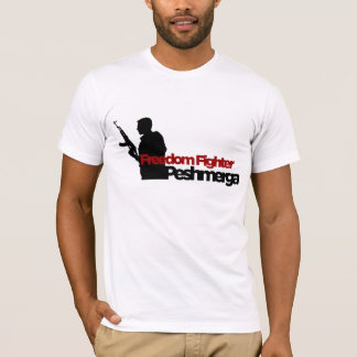 T-shirt Peshmerga 2