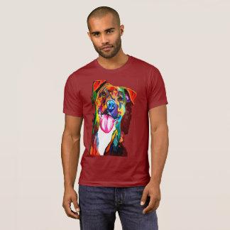 T-shirt PET color