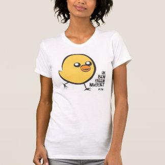 T-shirt PETA je ne suis pas de nugget