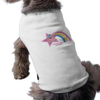T-shirt Petit arc-en-ciel de Mlle Lucky |