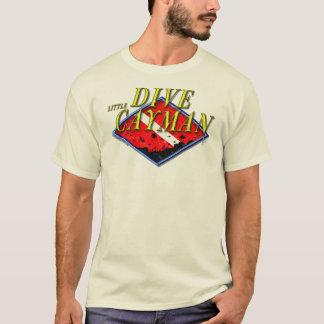 T-shirt Petit caïman de piqué