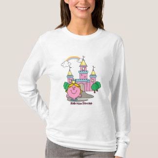 T-shirt Petit château royal de Mlle le princesse |