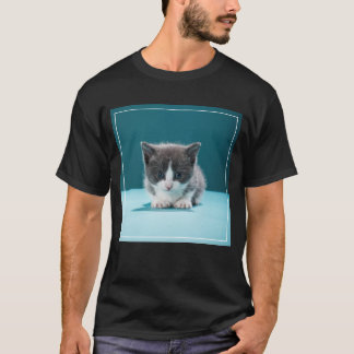 T-shirt Petit chaton