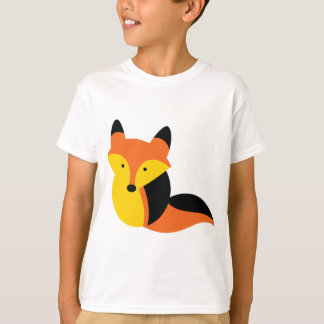 T-shirt Petit Fox mignon