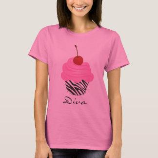 T-shirt Petit gâteau de diva