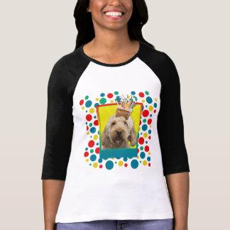 T-shirt Petit gâteau d'invitation - GoldenDoodle