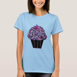 T-shirt Petit gâteau lunatique