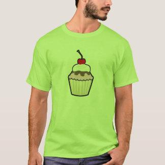 T-shirt Petit gâteau vert