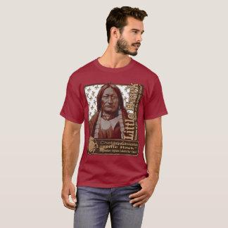 T-shirt Petit guerrier d'Oglala Lakota de faucon