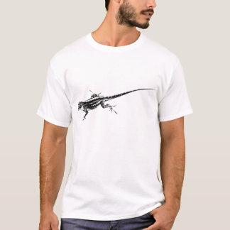 T-shirt Petit lézard