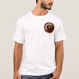 T-shirt Petit logo de jiu-jitsu de cercle