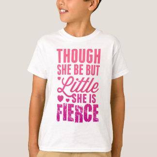 T-shirt Petit mais féroce