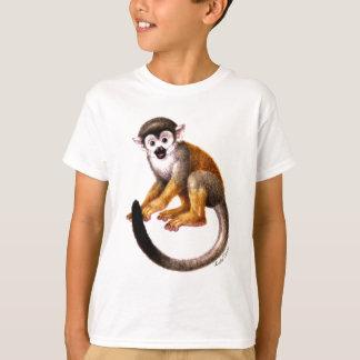T-shirt Petit singe