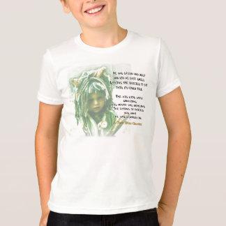 T-shirt Petit Troll en tout de nous